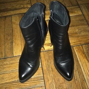 Alexander Wang Genuine Leather Boots Addition Phot